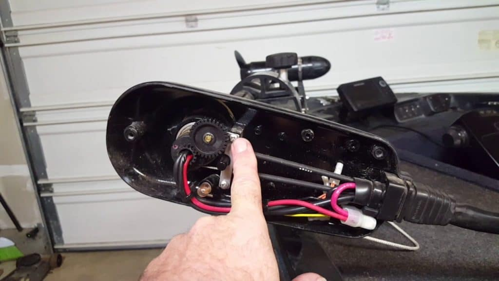 trolling motor