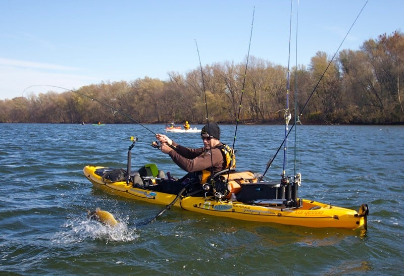 How To Choose Rods and Reels For Kayak Fishing