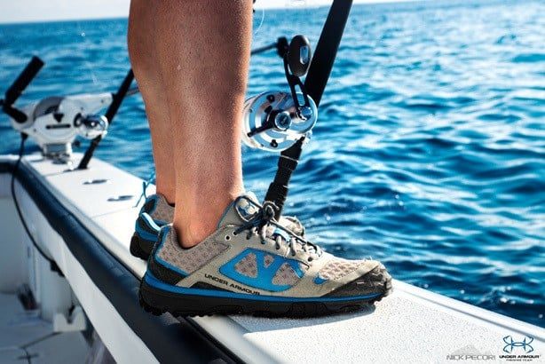What are The Best Shoes for Saltwater Kayak Fishing