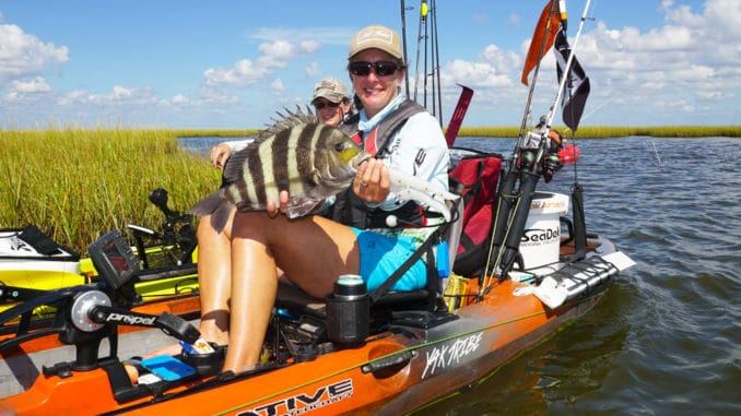 Best Guide For Freshwater Kayak Fishing