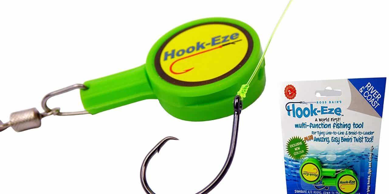 HOOK-EZE Fishing Gear Knot Tying Tool