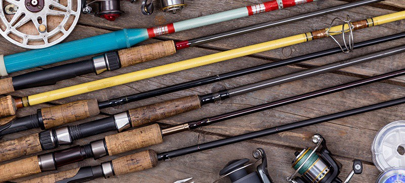 casting rods