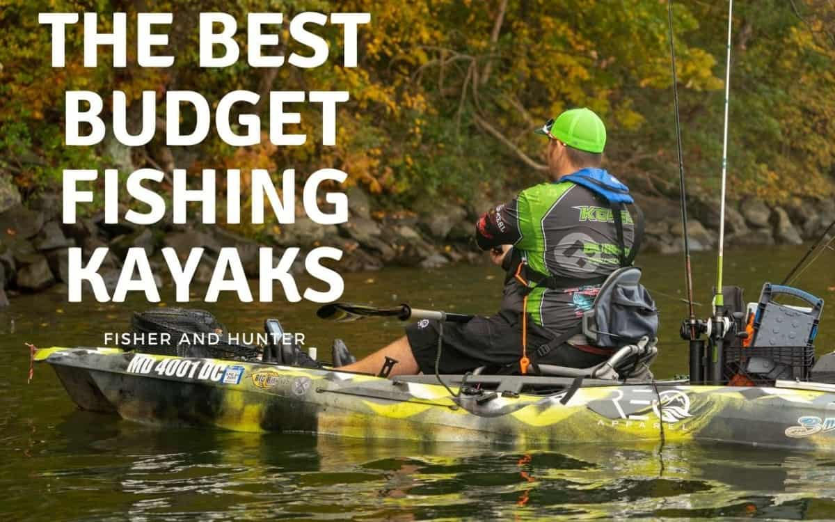 Best fishing Kayak under 500 dollars