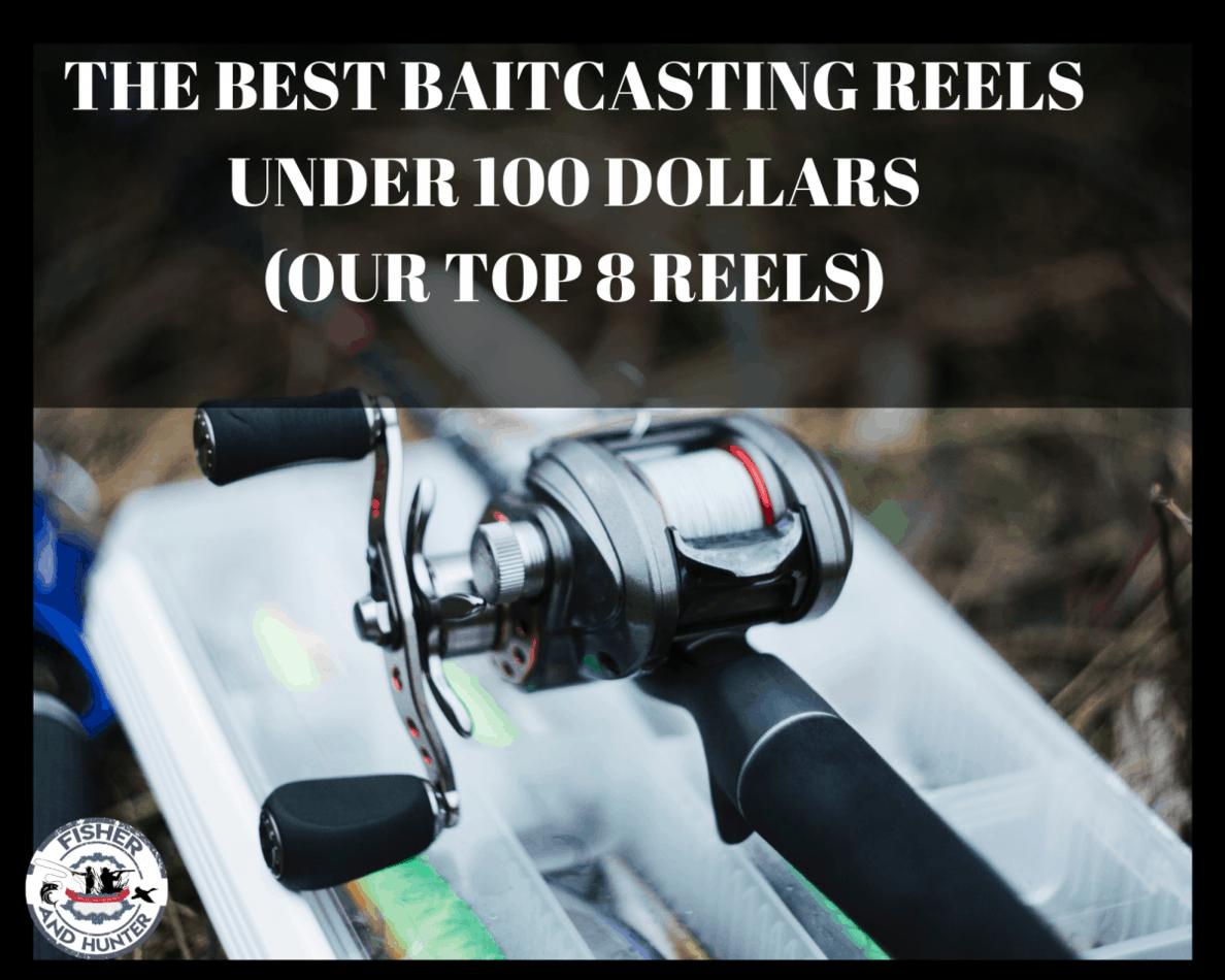 Best baitcasting reels under 100 dollars